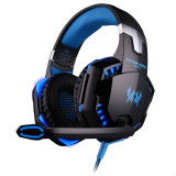 Compare Price G2000 Deep Bass Game Headphone Stereo Surrounded Over Ear Gaming Headset With Led Light For Gamer Blue Black Each On China