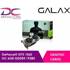 Low Price Galax Geforce® Gtx 1060 Oc 6Gb Gddr5 192Bit