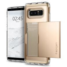 Store Galaxy Note 8 Case Crystal Wallet Spigen On Singapore