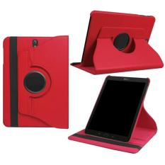 Purchase Galaxy Tab S3 9 7 Case Cover 360 Degrees Rotating Stand Case For Samsung Galaxy Tab S3 Sm T820 T825 9 7 Inch Tablet Red