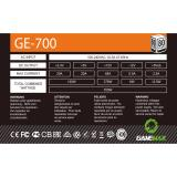 Buy Gamemax Eco Gamer 700W 80 Power Supply Ge 700 Cheap Singapore