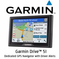 Garmin Drive 51 - 5 Navigator with Driver Alerts and Speed Camera Alerts