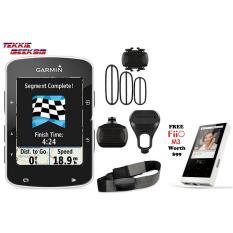 Buy Garmin Edge 520 Gps Glonass Cycling Computer Bundle 010 01369 00 Free Fiio M3 Digital Portable Audio Player Online Singapore