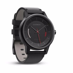 Review Garmin Vivomove Classic Activity Tracker Black With Leather Band Singapore