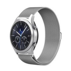 Gear S3 Frontier Classic Watch Band Venter Milanese Loop Mesh Stainless Steel Metal Business Replacement Bracelet Strap For Samsung Gear S3 Frontier S3 Classic Smart Watch Moto 360 2Nd Gen 46Mm Smartwatch Intl For Sale
