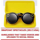 Buying Geekbite Snapchat Spectacle Sunglasses 2017 Sunglasses That Takes Videos And Uploads To Social Media Limited Stock