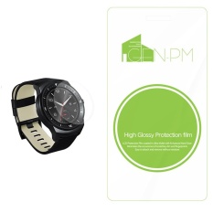 Compare Genpm High Glossy Watch 40Mm Watch Screen Protector Lcd Guard Protection Film 2Pcs Color C0 Intl Prices
