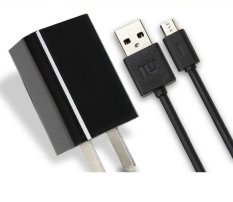 Genuine 5V 2A Wall Charger 2A Micro Cable For Xiaomi Max Redmi 3 Note 2 3 Black Intl Lower Price