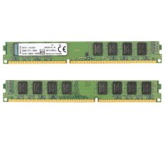 Get The Best Price For Genuine Original Kingston Kvr Desktop Ram 1600Mhz 8G Non Ecc Ddr3 Pc3 12800 Cl11 240 Pin Dimm Motherboard Memory For Pc