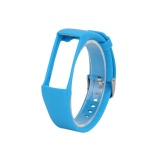 Genuine Silicone Rubber Watch Band Wrist Strap For Polar A360 Smart Watch Intl Lowest Price