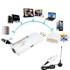 GETEK Details about  Digital RTL2832U+R820T DVB-T SDR+DAB+FM USB 2.0 DIGITAL TV Tuner Receiver HT