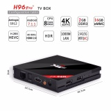 Cheaper Getek H96 Pro Plus Android 7 1 Tv Box 2G Ram 16G Rom Amlogic S912 Intl
