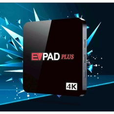 Buy Gift Official Authorization Evpad Plus Iptv Tv Box Oversea Version 8 Core Wifi 32G More Than Unblock 1000 Channels For Oversea Chinese Intl Online