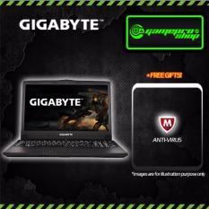 Gigabyte P55W V6 6th Gen i7-6700HQ GTX1060 Gaming Laptop *PC SHOW*