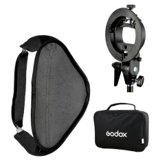 Where Can I Buy Godox 80 80Cm 31 31 Flash Softbox Diffuser With S Type Bracket Bowens Holder For Speedlite Flash Light Intl