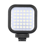 Godox Led36 Video Light 36 Led Lights For Dslr Camera Camcorder Black Intl For Sale Online
