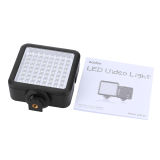 Price Comparisons Of Godox Led64 Video Light 64 Led Lights For Dslr Camera Camcorder Mini Dvr As Fill Light For Wedding News Interview Macrophotography Export