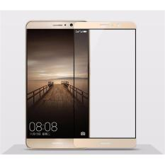 Review Gold Huawei Mate 10 Pro 9H Full Coverage Tempered Glass Screen Protector Oem