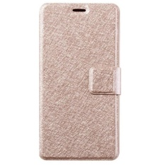 Gold Premium Wallet Leather Flip Case Casing Cover For Xiaomi Redmi 4X Best Buy