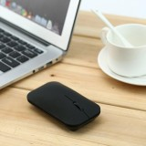 Sale Good Black Ultra Thin Bluetooth 3 Wireless Rechargeable Mouse Vmw 181 Intl Oem