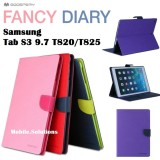 Top Rated Goospery Samsung Tab S3 9 7 T820 T825 Fancy Diary Case Authentic