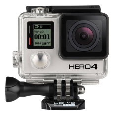 Sale Gopro Hero4 Silver Export Online On Singapore