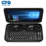 Buy Cheap Gpd Win Aluminum Shell Version 5 5 Inch Gamepad Tablet Pc Intel Atom X7 Z8750 Windows 10 4Gb 64Gb Game Console 2 56Ghz 1280 720 Intl