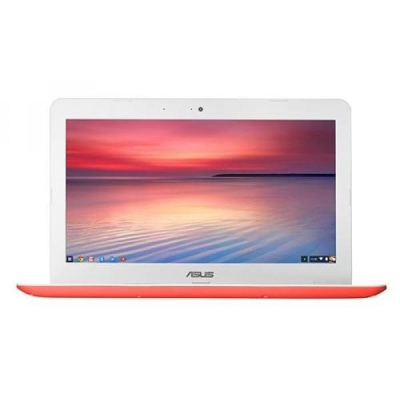 GPL/ ASUS Chromebook C300SA 13.3 Inch (Intel Celeron, 4GB, 32GB eMMC, Red)/ship from USA - intl