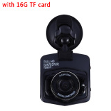 Discount Gt300 16Gb Tf Card 2016 Newest Mini Car Dvr Camera Camcorder 1080P Full Hd Video Registrator Parking Recorder G Sensor Dash Cam Black Intl Oem