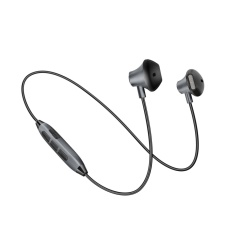 Discount H2 Magnetic Adsorption Sport Wireless Bluetooth 4 1 In Ear Earphone Grey Intl Oem