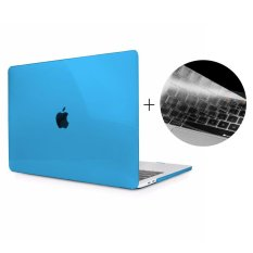 Sale Hat Prince Hard Clear Case Us Version Tpu Keyboard Protector For Macbook Pro 13 Inch 2016 With Touch Bar A1706 Blue Intl China