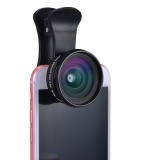 Price Hd 6X Wide Angle Lens High Definition 120� No Distortion External Clip On Cell Phone Camera Lens For Most Smartphones Intl Not Specified New