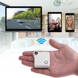 How To Buy Hd 720P Mini Wireless Wifi Real Time Network Clip On Surveillancecamera Ip Cam Webcam White Intl