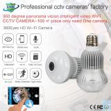 Discount Hd 960P Wifi Bulb Ip Network Dvr Camera Wi Fi H 264 Bulb Lamp Camera Tf Card For Home Security New Intl