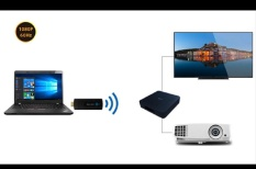 Low Cost Hdmi 1080P Extender Wireless Hd Av Signal Transmission Receiver And Transmitter Intl