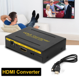 Hdmi To Optical Spdif Rca L R Audio Extractor Converter Adapter Splitter Ah224 Xcsource Discount