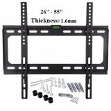 Top 10 Hdtv Wall Mount Tv Flat Panel Fixed Mount Flat Screen Bracket With Max 200 200 Vesa Compatibility And Max 50Kg Loading Capacity For 26 55 Screen Lcd Led Plasma Tv
