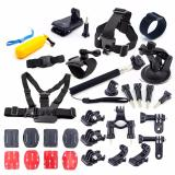 Sale Headstrap Cheststrap Case Tripod Strap Mount Monopod For Xiaoyi Go Pro Hero Session 5 4 3 Sjcam Sj4000 Sport Camera Accessories Kit Yicoe Cheap