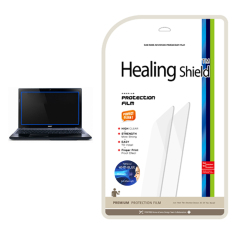 HealingShield Acer Aspire V3-571G Blue-Light Cut Type Screen Protector 1pcs + TOP Surface Protector Skin 2pcs