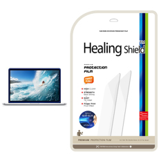 HealingShield Apple Macbook Pro 15 Blue-Light Cut Type Screen Protector 1pcs + TOP Surface Protector Skin 2pcs
