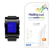 Healingshield Pebble Watch Clear Type Screen Protector 3Pcs Reviews