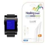 Buy Healingshield Pebble Watch Clear Type Screen Protector 3Pcs Online