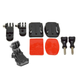 Helmet Curved Adhesive Front Mount Kit For Gopro Hero 4 3 3 2 1 Export Shop