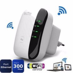 Where To Shop For Hengsong 300Mbps Signal Extender Booster Wifi Repeater Uk Intl