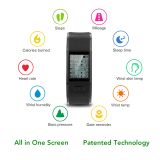 Price Hesvit S3 Bluetooth Smart Band Sport Fitness Bracelet For Ios Android Black Oem Original