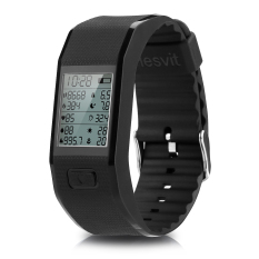 Discount Hesvit S3 Bluetooth Smart Band Sport Fitness Bracelet For Ios Android Black Intl Hesvit China