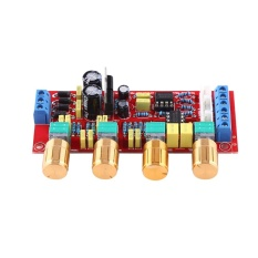Hifi Preamp Ne5532 Pre Amplifier Tone Board Kits Ac 12V Op Amp Hifi Amplifier(Assembled Board) Intl Coupon Code