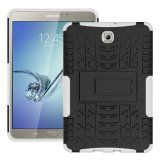Sale High Impact Rugged Shockproof Case Cover With Kickstand For Samsung Galaxy Tab S2 8 T710 White China Cheap