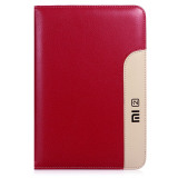Promo High Quality Leather Cover For Xiaomi Mi Pad 2 Case Slim Stand Case Cover Brown