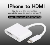Store High Quality Lighting To Av Hdmi Hdtv Tv Digital Cable Adapter For Iphone 5 5S 6 6S 7 7Plus Ipad Pro Intl Oem On China